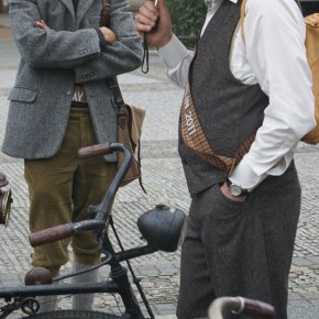 Der 1st. Tweed Day Berlin 2011 kommt!