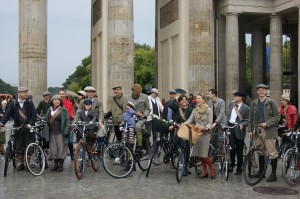 Tweed Day Berlin 2011 / Foto: wscher