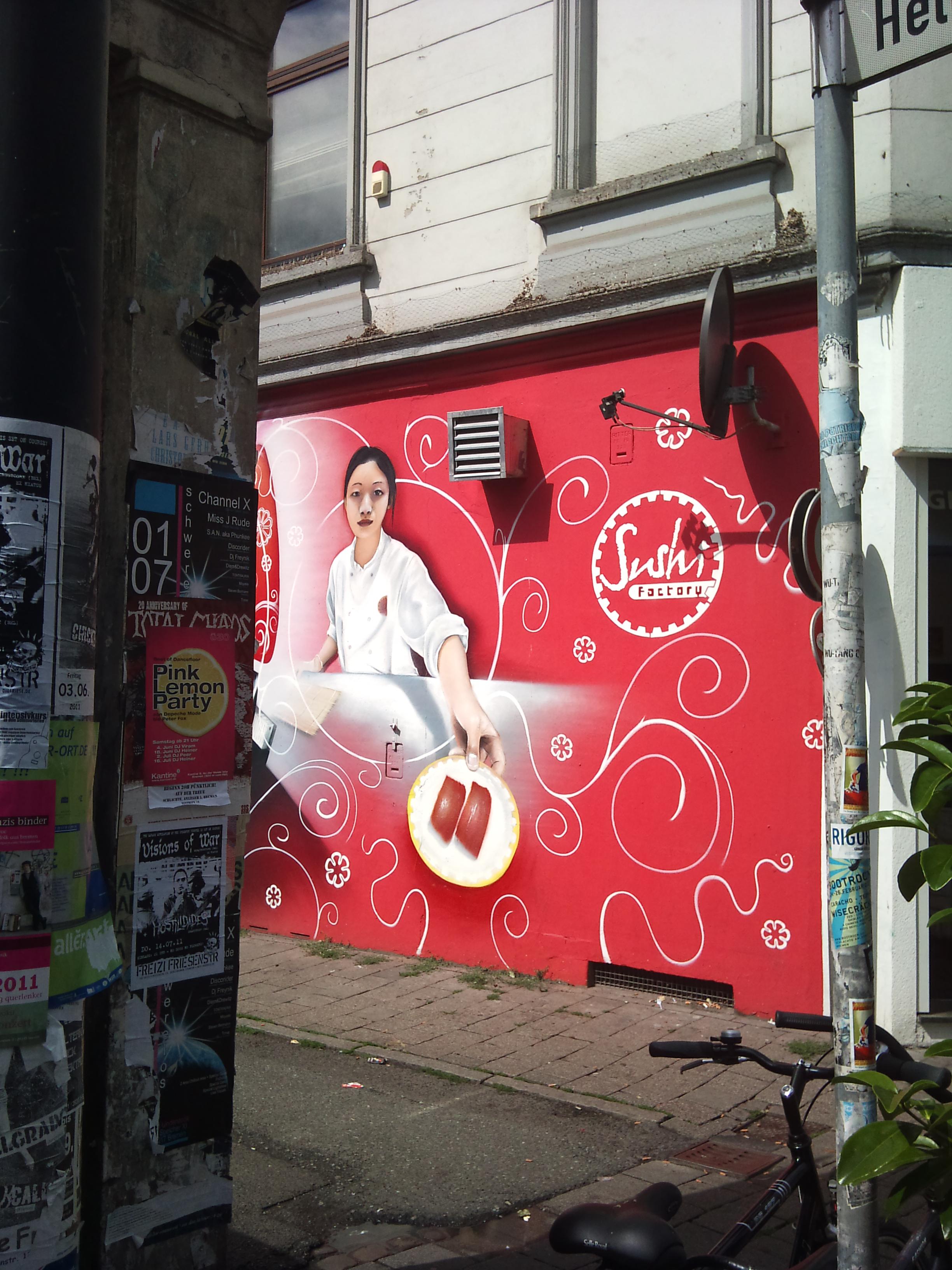 Sushi Helenenstraße