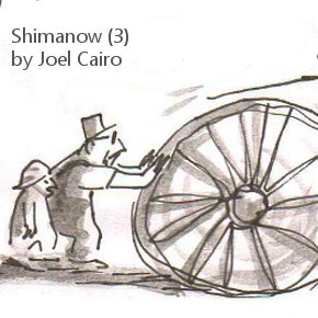 shimanow 3 www.fahrradjournal.de Zeichnung: Joel Cairo