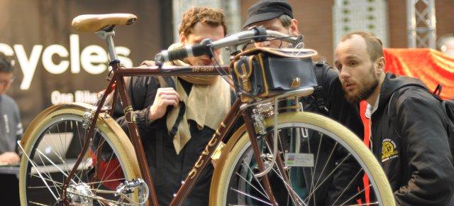 Schlaraffenland für Fahrradfreunde / Foto: Berliner Fahrrad Schau
