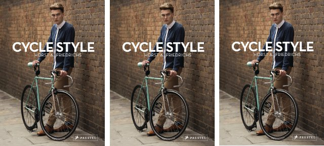 Cycle Style Cover: Prestel Verlag