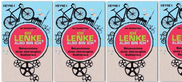 Ich lenke, also bin ich Cover: Heyne Verlag