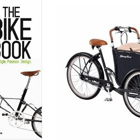 Lifestyle-Objekte Fahrrad, Buch