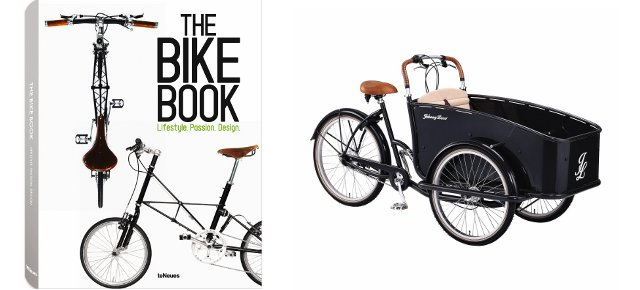 Cover, Fotos: © The Bike Book - Lifestyle. Passion. Design. published by teNeues