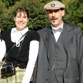 Impressionen vom Tweed Day in Berlin