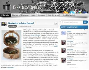Screenshot: BikeBlogBerlin