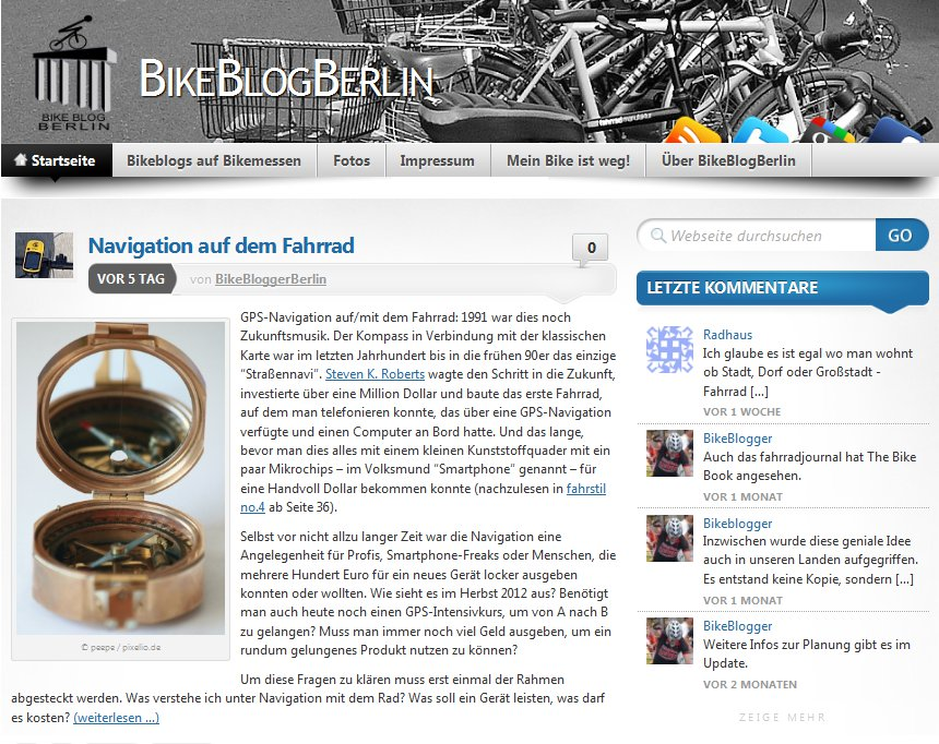 Screenshot: BikeBlogBerlin