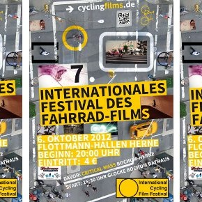 7th International Cycling Film Festival 2012