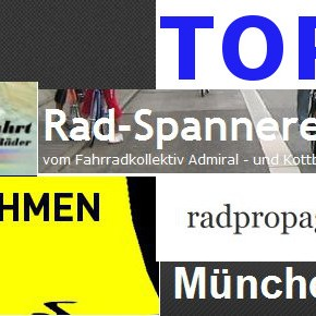 Top 50 German Bike Blogs / www.fahrradjournal.de