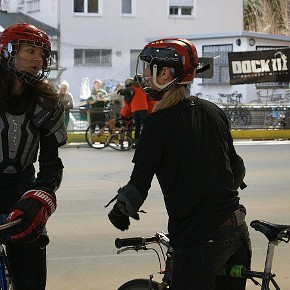 Female Bike Polo Tournament