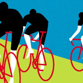 Denker on the road. Die Philosophie des Radfahrens