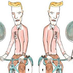 Der Schnitt ins echte Leben. Kleines Alphabet der Fahrradmode.