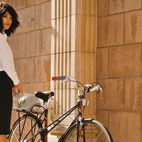 Fahrradmode für Frauen: Iva Jean