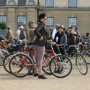Join the Tweed Day Berlin 2013! Start: Gendarmenmarkt, 14.00 Uhr