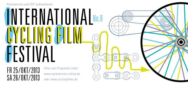 Grafik: International Cycling Film Festival