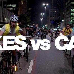 Bikes vs. Cars - ewiger Krieg?