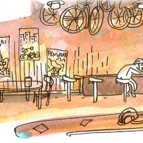 Zeichnung: Joel Cairo