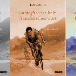 Ein ziemlich literarisches Ereignis. Die Tour de France als Graphic Novel