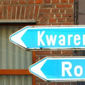 GESTERN IN FLANDERN (1.) Im Land der Radfahrer