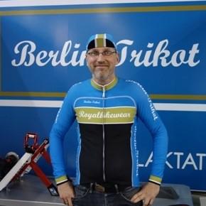 Ambitionen und Anproben auf der Berliner Fahrrad Schau 2014