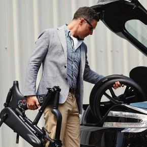 Gocycle: Richtungsweisendes Design, etwas ernüchterndes Fahrerlebnis
